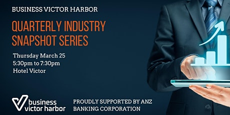 Quarterly Industry Snapshot Series tickets