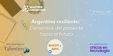Masters Argentina 2021 boletos