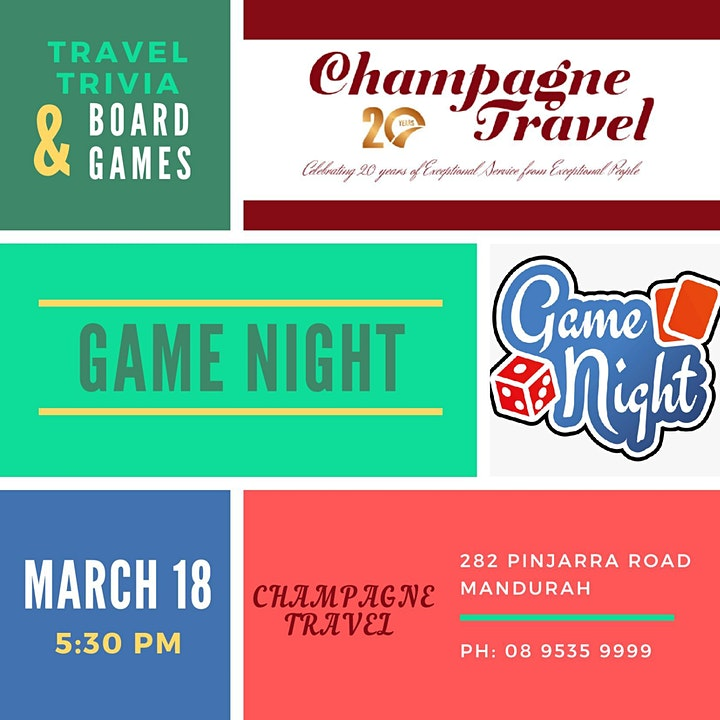 Games Night with Norwegian Cruise Lines and Globus Family of Brands image