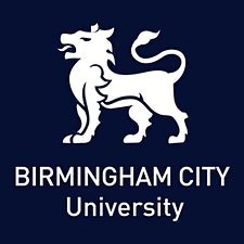 Birmingham City University City Talks logo