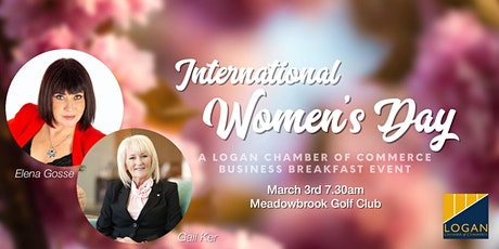 Logan Chambr of Commerce - March Breakfast tickets