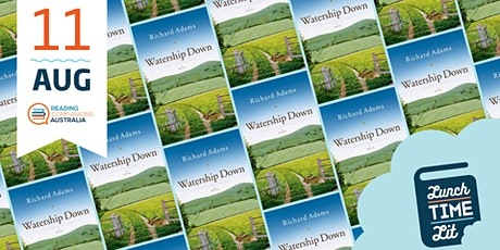 Lunchtime Lit 'Watership Down by Richard Adams' tickets