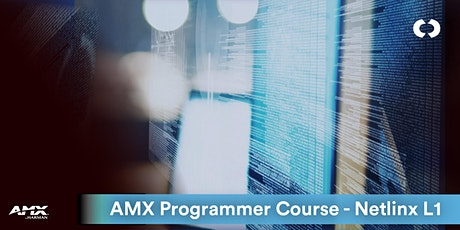 AMX Programmer Course - Netlinx Level 1 tickets