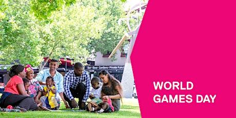 World Games Day - Bendigo tickets