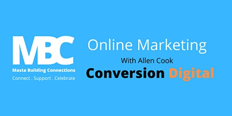 """Building Connections """"Laugh and Learn"""" - Online Marketing tickets"""