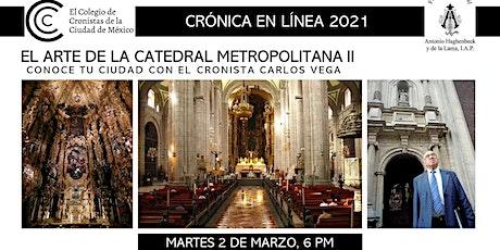 El Arte de la Catedral Metropolitana de la Ciudad de México II entradas