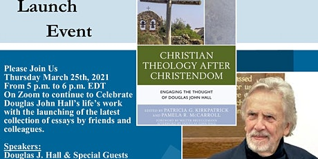 Book Launch - Christian Theology After Christendom tickets