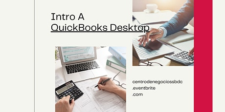Introducción a QuickBooks Desktop boletos