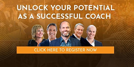 Life Coaching: Unlock Your Potential as a Successful Coach tickets