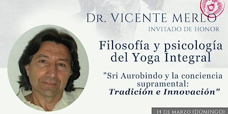 Filosofía y psicología del yoga integral entradas