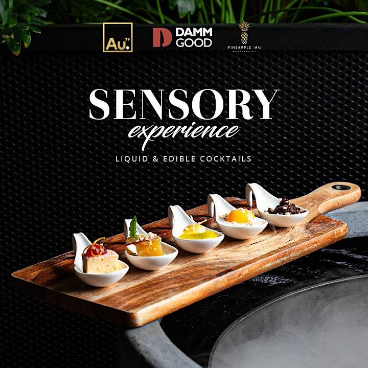 Sensory Experience - Liquid & Edible Cocktails image