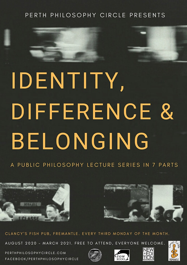 Pub Philosophy: Identity, Difference, and Belonging - Part 7 image