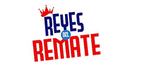 Obtener ficha para fila - Reyes del Remate - Domingo 28 Febrero 2021 entradas