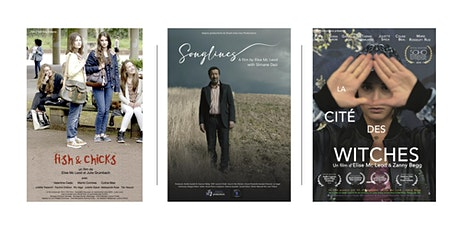3 films at The Palace Cinema by Elise Mc Leod, franco-australian director tickets