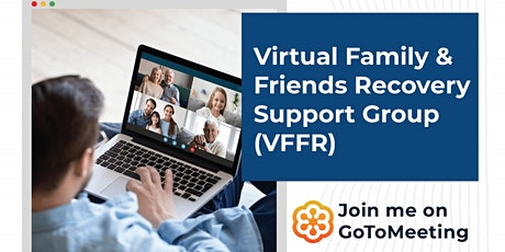 Virtual Family & Friends Recovery  Support Group biglietti