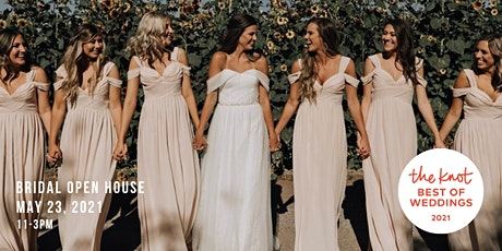 May Bridal Open House tickets
