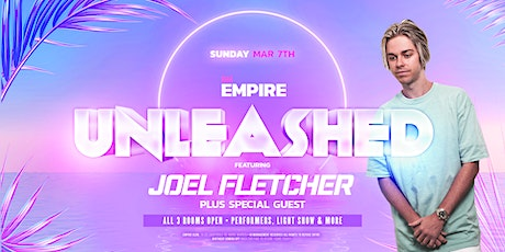 Empire Unleashed • Joel Fletcher • Labour Day Eve tickets