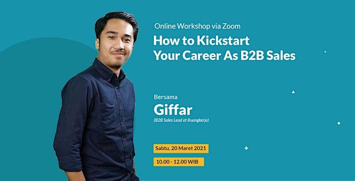 How to Kickstart Your Career As B2B Sales image