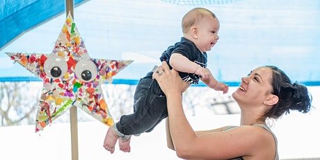 Baby Bounce - Walkerston Library tickets