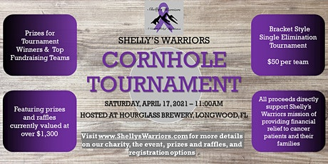 Shelly's Warriors - Cornhole Tournament tickets