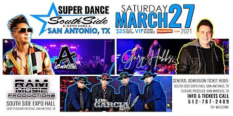 AJ Castillo | Gary Hobbs | Los Garcia Brothers tickets