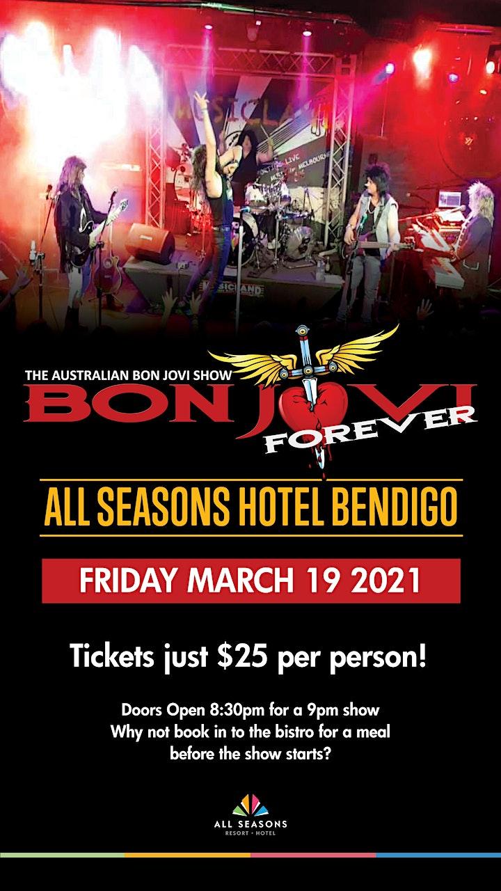 Bon Jovi Forever image