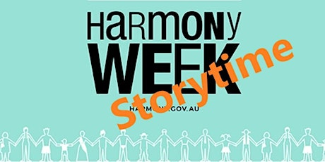 Harmony Week Storytime @ Kingston Library tickets