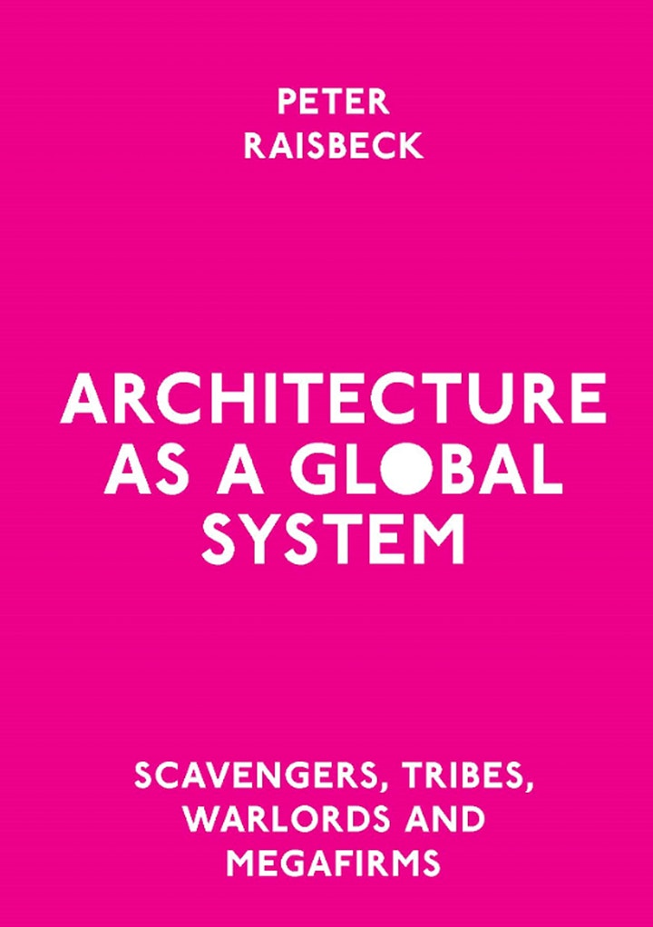 MSD at HOME:  Book Launch - Architecture as a Global System image