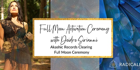 Full Moon Akashic Records Clearing tickets