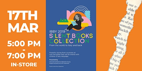 LOST IN BOOKS x IBBY: An Exhibition of Wordless Picture Books tickets