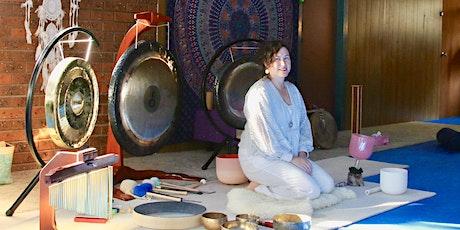 Sound Healing~ Gong Bath tickets