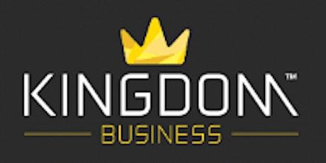 Kingdom Business Networking - Wez Hone tickets