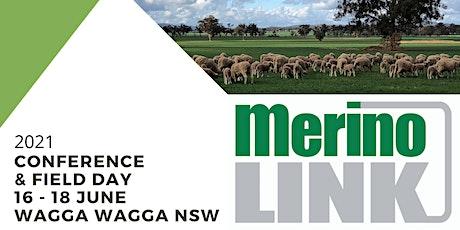 MerinoLink 2021 Conference tickets