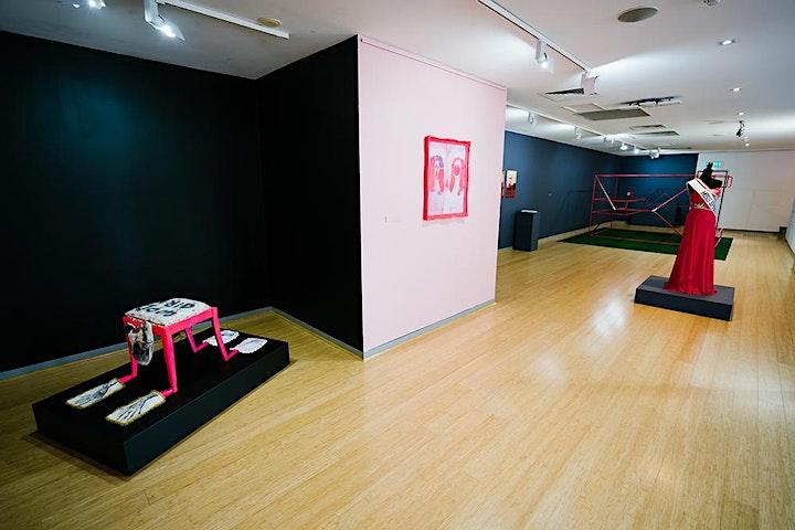 PINK Exhibition - Wyndham Art Gallery image