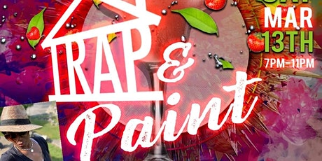 Trap and Paint @ KC Daiquiri Shop 2nd Edition tickets