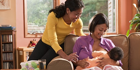 Virtual Breastfeeding Peer Counselor Training tickets