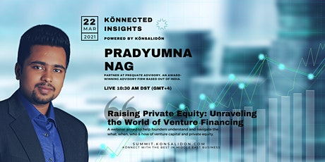 Raising Private Equity: Unraveling the World of Venture Financing tickets