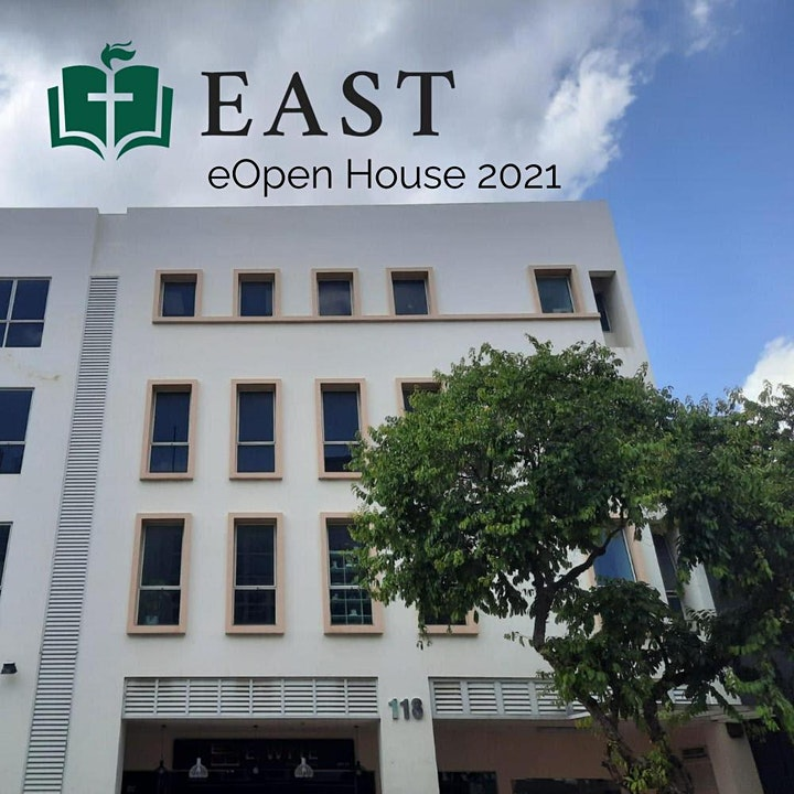 EAST eOpen House 2021 image