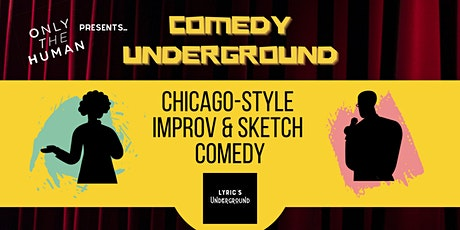 Comedy Underground tickets