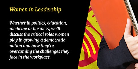 Women in Leadership in Kyrgyzstan tickets