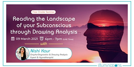 Reading The Landscape of Your Subconscious Through Drawing Analysis tickets
