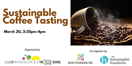 Sustainable Coffee Tasting at The DO School tickets