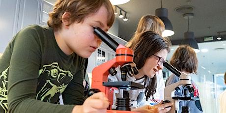 Atelier de biologie pentru GRUPURI(minim 5 copii) 6-14 ani tickets