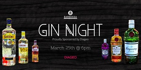 Gin Night tickets