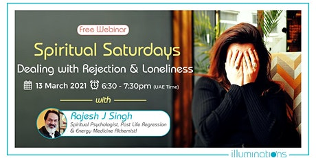 Dealing With Rejection And Loneliness tickets