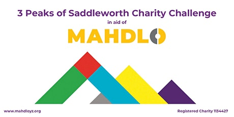 Mahdlo 3 Peaks of Saddleworth Charity Challenge tickets