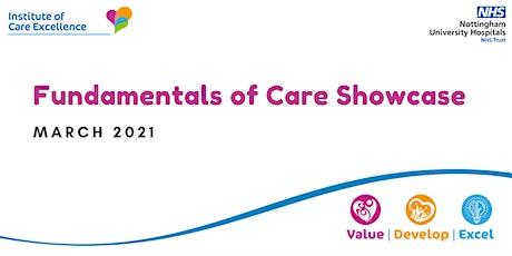 Fundamentals of Care Showcase tickets