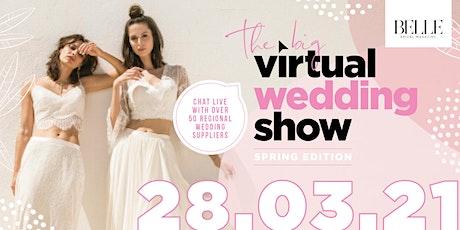 The BIG Virtual Wedding Show entradas