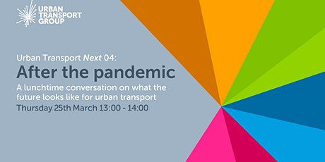 Urban Transport Next 04: After the pandemic tickets