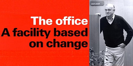 'The Office - A facility based on change' - a webinar with Mark Catchlove tickets